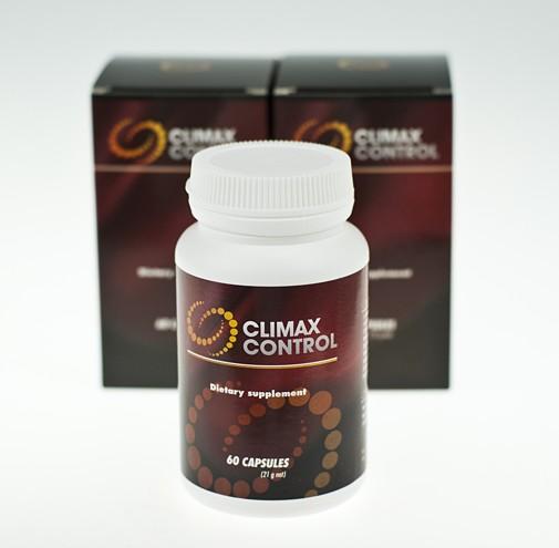 Zloženie Climax Control je dostatočným predpokladom toho, že vám pomôže vyriešiť nepríjemný problém s predčasnou ejakuláciou.