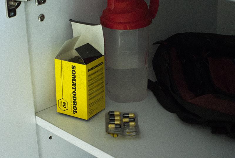 Somatodrol Recenzia - pred cvičením