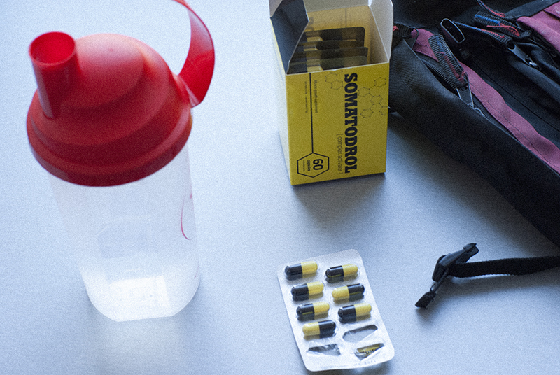 Somatodrol Recenzia - na rast svalov