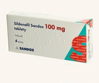 Jedným z legálnych generík Viagry na predpis je Sildenafil Sandoz.