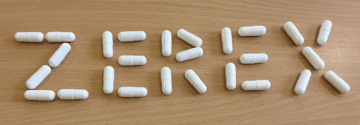 Zerex sú biele tablety s prírodným zložením, ktoré vám pomôže spevniť erekciu a zlepšiť intímny život.