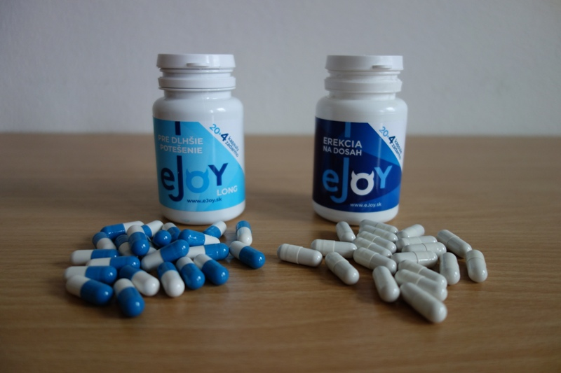 eJoy long a eJoy - srovnání složení