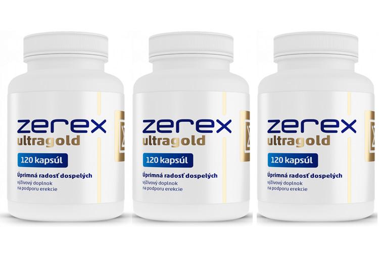 9636eb7eaa Zerex Ultragold - Recenzie a skúsenosti na Heureke hovoria jasne ...