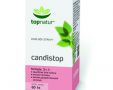 Probiotiká Topnatur Candistop – recenzia, cena. Dávkovanie prezradí príbalový leták