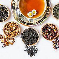 Čaj – 4 základné druhy a história jeho pitia