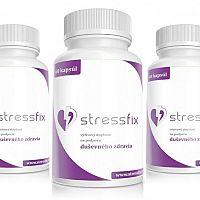 StressFix – recenzia výživového doplnku na podporu duševného zdravia