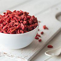 Kustovnica čínska (goji) – superpotravina s výbornými účinkami na zdravie