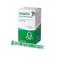 Hedelix sirup proti kašľu – recenzia, zloženie, cena. Vhodný pre deti i v tehotenstve