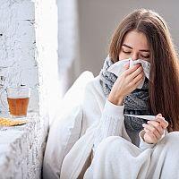 Chrípková epidémia na Slovensku – príznaky, priebeh, liečba