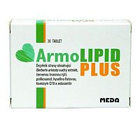 Meda Pharma ArmoLipid Plus na zníženie cholesterolu – recenzia, skúsenosti, zloženie, cena
