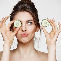 Uhorka a jej účinky na pleť, vlasy, zrak. Vitamíny a minerály vhodné takmer pre každého