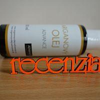 Arganový olej Advance - recenzia produktu  na pleť, vlasy aj nechty