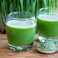 Zelený jačmeň výborný na chudnutie a detoxikáciu