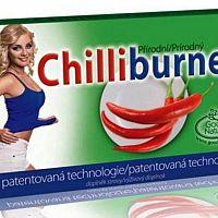 Chilliburner – tabletky s obsahom čili papričiek recenzie chvália