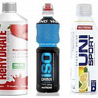 Iontové nápoje pre športovcov aj na chudnutie