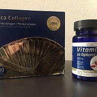Recenzia Inca Collagen. 100% morský kolagén proti vráskam podporuje aj rast vlasov