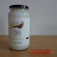 Kokosový olej Advance recenzia a skúsenosti s bio olejom