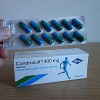 Condrosulf 400 mg voľnopredajný - recenzia a skúsenosti s prípravkom