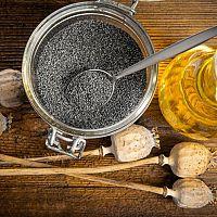 Makový olej – účinky, cena a použitie. Vhodný aj pre deti a tehotné ženy!