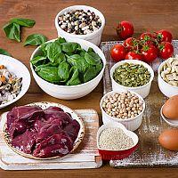 Železo ako vitamín v strave potrebné pre deti aj tehotné. Ako sa prejavuje nedostatok?