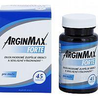 Arginmax Forte pre mužov – recenzie, cena, skúsenosti, zloženie