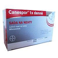 Canespor – recenzia sady na nechty na liečbu mykózy. Roztok aj krém funguje