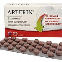 Arterin na zníženie cholesterolu – cena a skúsenosti sú výborné (recenzia)