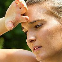Návaly tepla a potenie nielen v tehotenstve a menopauze
