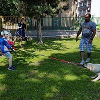 Miroslav Majláth: Pri canisterapii nepracuje pes samostatne, so svojím psovodom tvorí neoddeliteľný tím