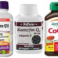 Koenzým Q10 - látka, ktorá vplýva na vašu energiu a vitalitu