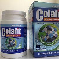 Apotex Colafit recenzia - čistý kolagén na výživu kĺbov i pleti. Vhodný aj pre deti!