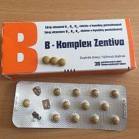 B-komplex na akné, pleť, herpes aj pribratie