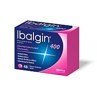 Ibalgin 400 - recenzia tabletiek proti bolesti
