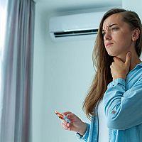 Choroby z klimatizácie – kašeľ, prechladnutie, bolesť svalov, suchý nos