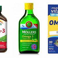 Omega-3 mastné kyseliny aj pre deti - recenzie, skúsenosti, ceny