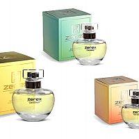 Dámske afrodiziakálne parfumy Zerex