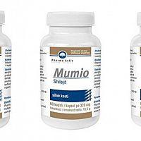Pharma Activ Mumio - kompletná recenzia, vaše skúsenosti a cena v lekárni