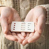 Domáce testy na pohlavné choroby