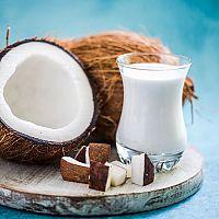 Kokosové mlieko - zloženie, účinky a použitie + recept na domáce