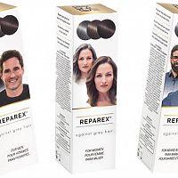 Reparex – recenzia a skúsenosti s prípravkom proti šediveniu z lekárne