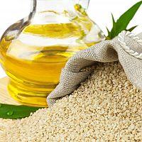 Sezamový olej - účinky, cena a použitie. Vhodný aj na pleť a šedivé vlasy
