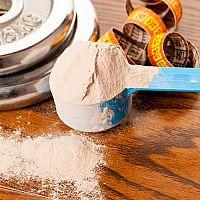 Najlepšie srvátkové proteíny na rast svalov aj chudnutie