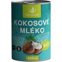 BIO Kokosové mlieko