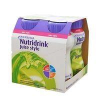 Nutridrink Juice Style s jablkovou príchuťou