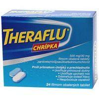 TheraFlu chrípka 24 x 500 mg/30 mg