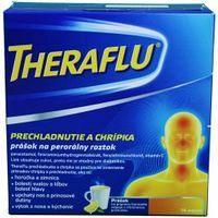 Theraflu prechladnutie a chrípka – 14 vrecúšok