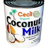 BIO Kokosové mlieko 3 l