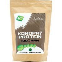 Vegan Fitness 100 % konopný protein