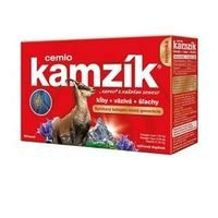 Cemio Kamzík 60 tabliet