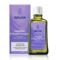 Levanduľový relaxačný olej Weleda, 100 ml